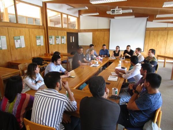 Workshop lors du séminaire HERES