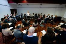 Workshop sur le développement territorial
