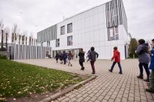 École les Magnolias - Laeken (Auteur du projet : o2-architectes)