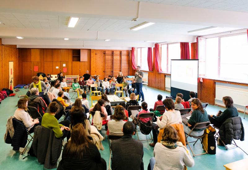 Forum de discussion - École Ulenspiegel – Saint-Gilles
