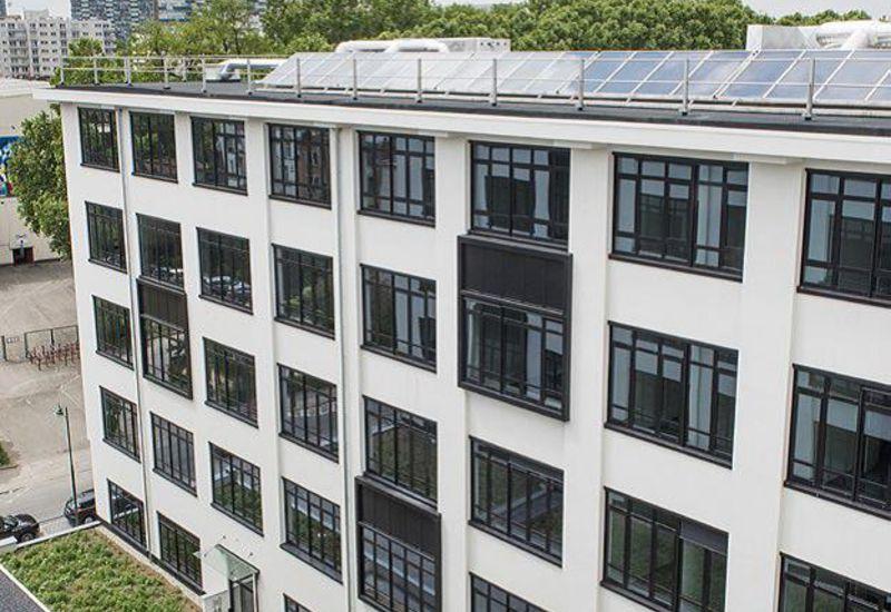 Woningcomplex Lavoisier in Sint-Jans-Molenbeek