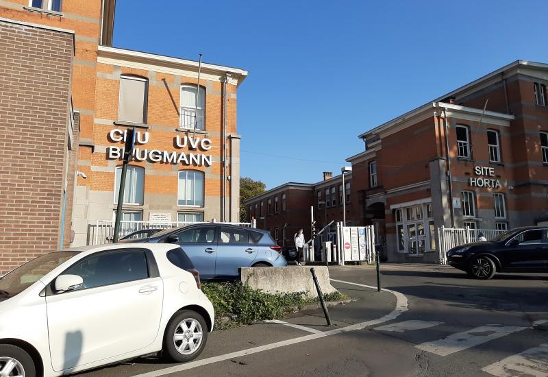 Hôpital Brugmann site Victor Horta