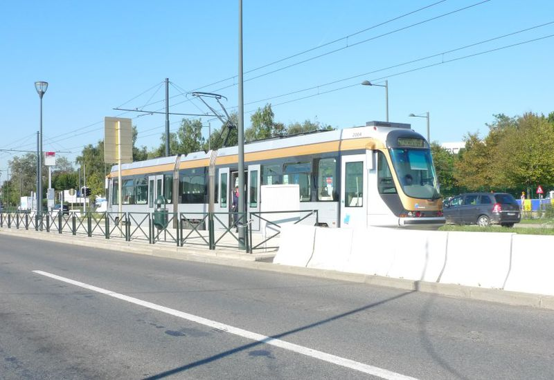 Site OTAN/Défense - Tram